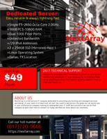 NEXTARRAY, LLC - Aledo