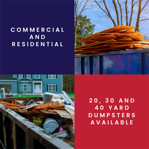 Residential and Commercial Use