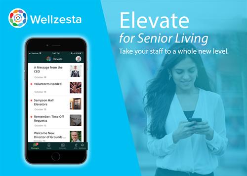 Wellzesta Elevate for Senior Living Workforce Retention