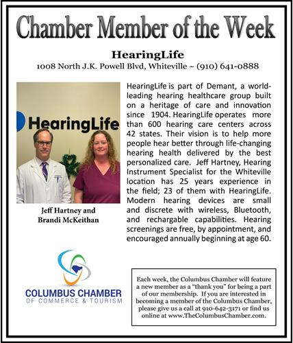 Chamber Member of the Week