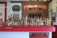 Wall of Fire - Very Unique to our brand...lots of hot sauces to choice from (if you like that sort of thing)