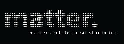 matter architectural studio inc.