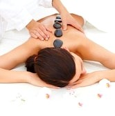 Aromatherapy Hot Stone Massage