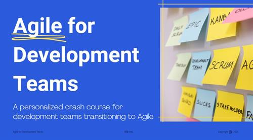 Implement your technology team's brand of Agile