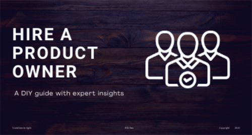 Discover how to hire a Product Owner, the magical unicorn of technology team roles