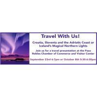 """Travel With Us!"" Informational Meeting"