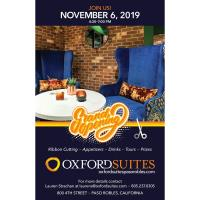 Oxford Suites Ribbon Cutting & Grand Opening