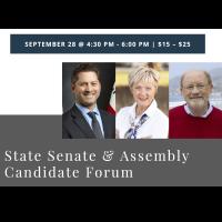 State Senate & Assembly Candidate Forum
