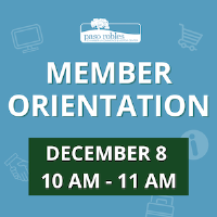 Paso Chamber Member Orientation