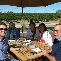Our Winery Picnic Lunches are the best. We are as much foodies as we are wineauxs!