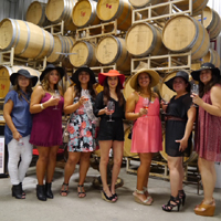 Girls just wanna wine, we mean have fun!