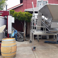 Learn about the wine making process with a winery tour