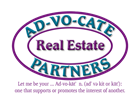 AD-VO-CATE Real Estate Partners