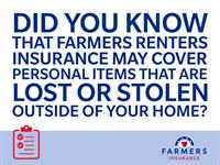Renters Insurance Benefits You