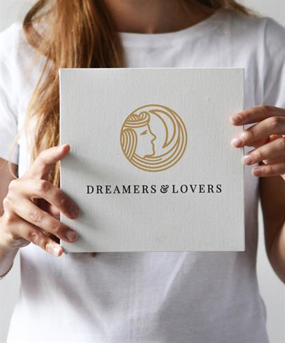 Dreamers and Lovers Logo Design