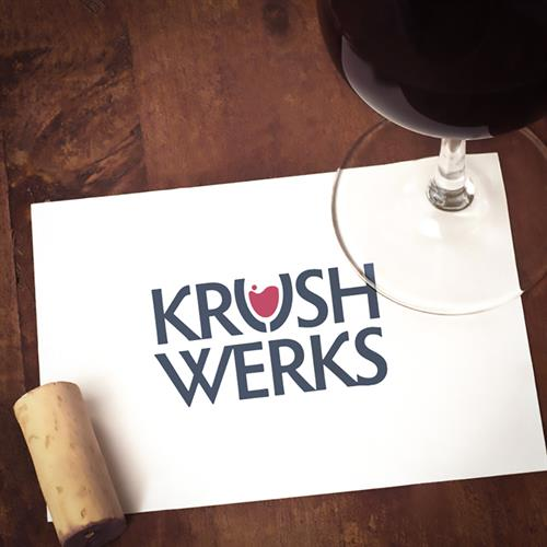 KrushWerks Logo Design and Brand Identity