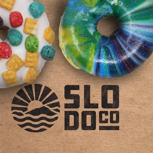 SLODOCO Logo Design and Brand Identity, Website