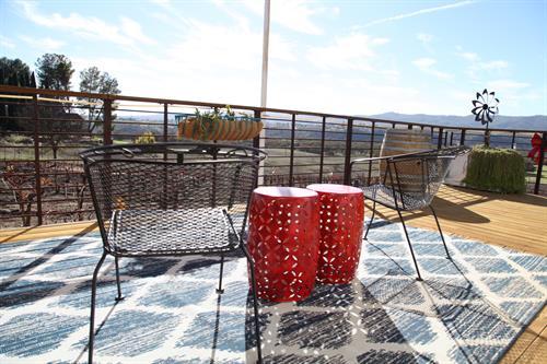 Avina Vineyard View