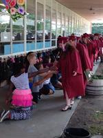 Graduation Walks