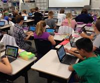 Chromebooks for all students in grades 6-8