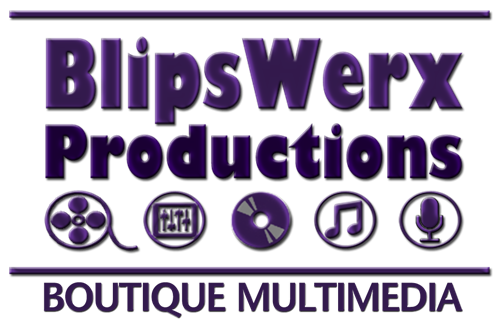 BlipsWerx Productions Logo