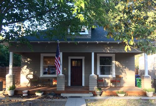 Historical 1904 Craftsman Home Restored for vacationing comfort