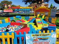 Mighty Munchkins Playzone