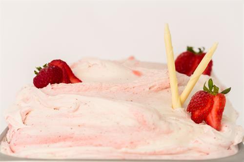 Strawberry White Chocolate