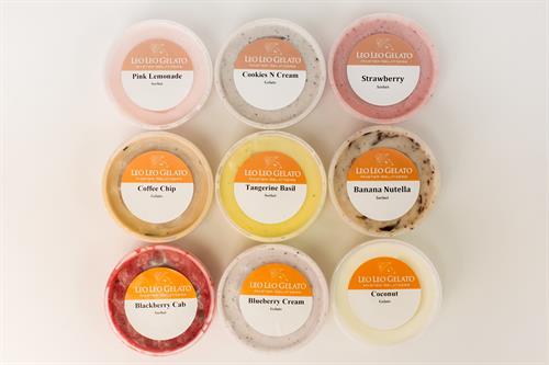 8 oz Flavors!
