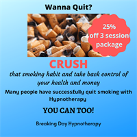 Breaking Day Hypnotherapy - Paso Robles
