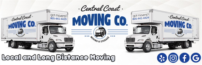 Central Coast Moving & Storage (Movers)