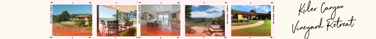 Kiler Canyon Vineyard Retreat- an ONX Wines Property