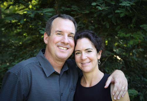 Founders of Zozu Project Drs Mick and Elaine Lebens