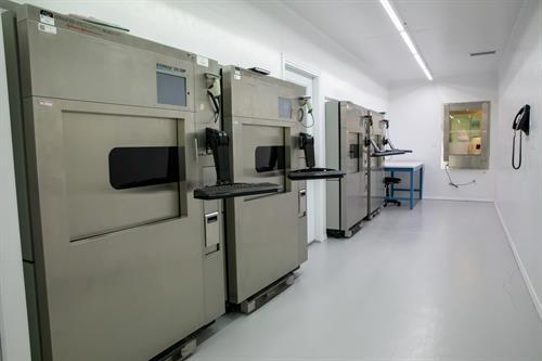 HPGP Sterilizers