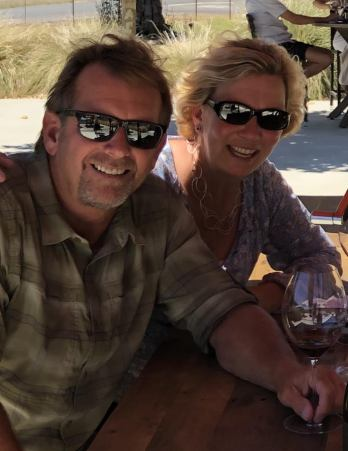 Tim & Christine Gray, Owner of Crush It! Wine & Tennis Camps