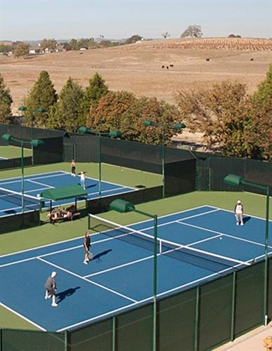 Templeton Tennis Rach, Home of Crush It! Camps