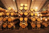 Barrel Room at Calcareous
