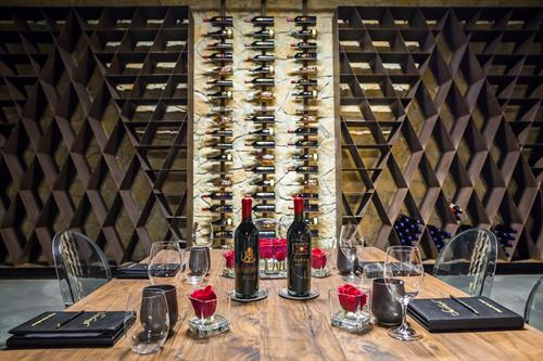 Private Seated Tasting Experience
