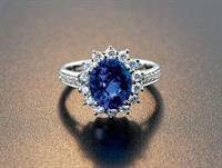 Beautiful Ceylon Blue Sapphire