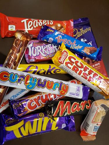 International candy