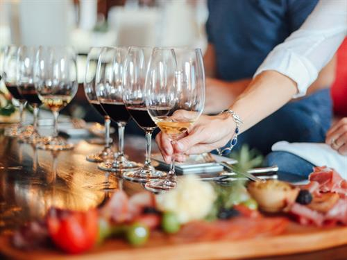 DAOU Wine and Cheese Experience