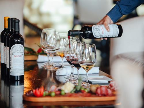 DAOU Wine and Culinary Experience