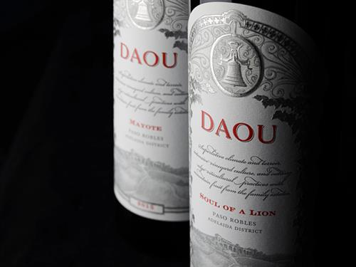 DAOU Estate Soul of a Lion and DAOU Estate Mayote