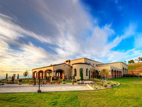DAOU Vineyards & Winery Tasting Room