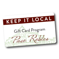 Paso Robles Launches Incentive Program to Support Local Business