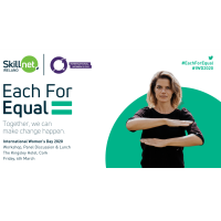 Each for Equal: International Women's Day 2020 with Skillnet Ireland