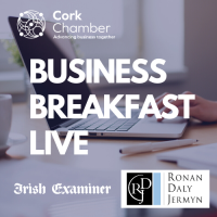 November Business Breakfast Live featuring Ann Doherty, Chief Executive of Cork City Council