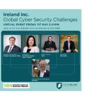 Enda Brady, Sky News to Host Expert Panel, Debating Ireland's Global Cyber Security Challenges