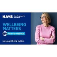 Wellbeing Matters Webinar