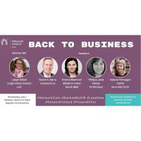 Network Cork Webinar: Back To Business